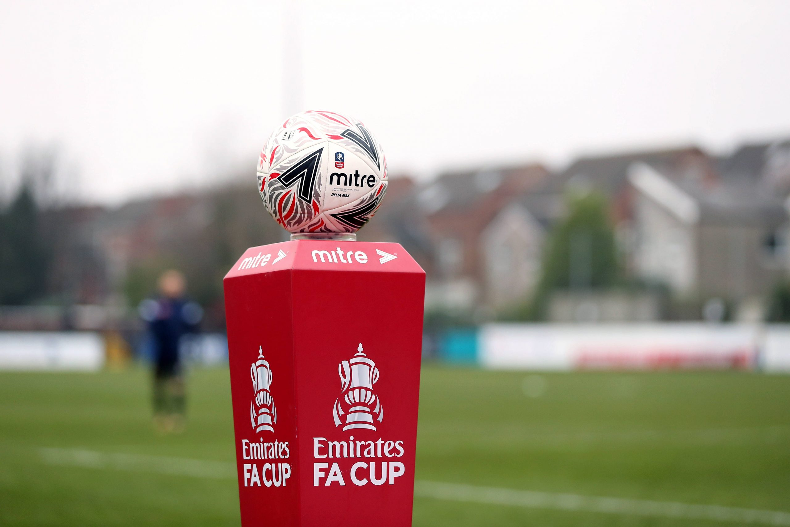 Marine AFC will host Tottenham in the third round of the FA Cup at Rossett Park. (imago Images)