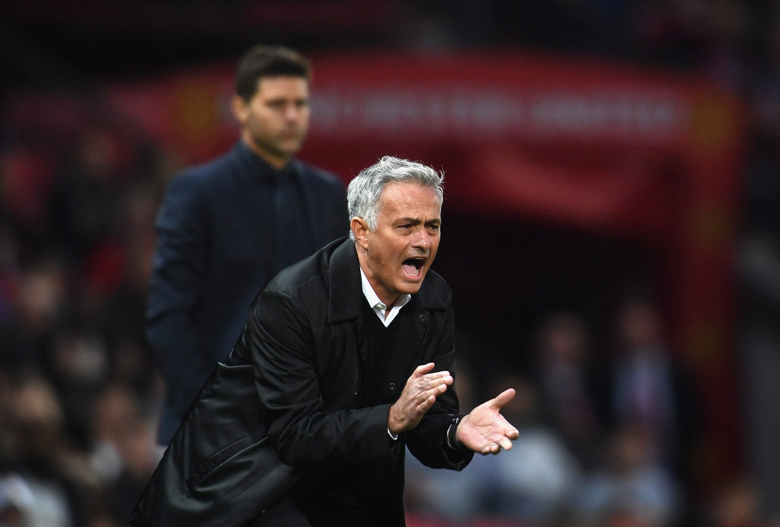 Jose Mourinho says winning Group J is not imperative as Tottenham should not be afraid to face any team in the Europa League. (GETTY Images)