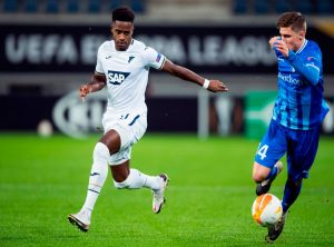 Sessegnon has done well at Hoffenheim