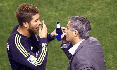 Mourinho is keeping tabs on Ramos' situation (Getty Images)