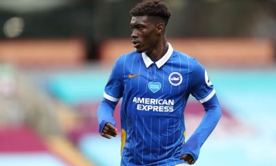 Yves Bissouma has impressed at Brighton (Getty Images)