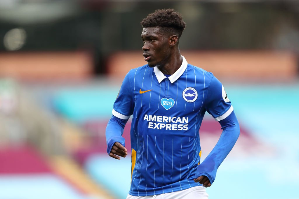 Yves Bissouma has impressed at Brighton and Stewart thinks he can be a good for Tottenham Hotspur.