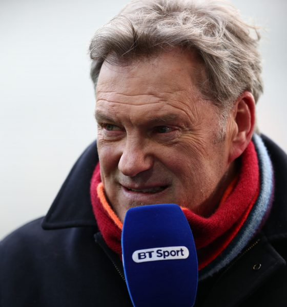 Glenn Hoddle questions Jose Mourinho and Harry Kane in Fulham draw.