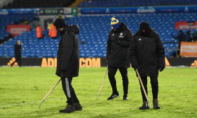 Tottenham Hotspur help Leeds United with their pitch problem this season by letting them use their turf. (GETTY Images)