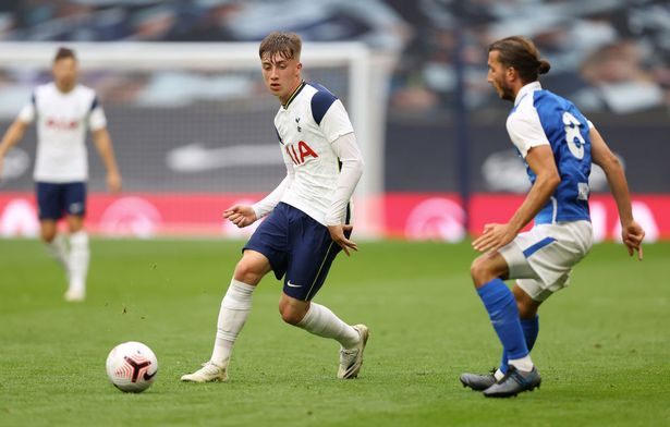 Jack Clarke could leave on loan this month (GETTY Images)