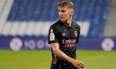 Martin Odegaard close to joining Arsenal on loan