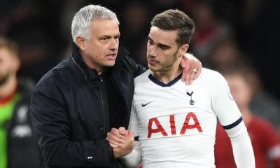 Mourinho will not sell Harry Winks (GETTY Images)