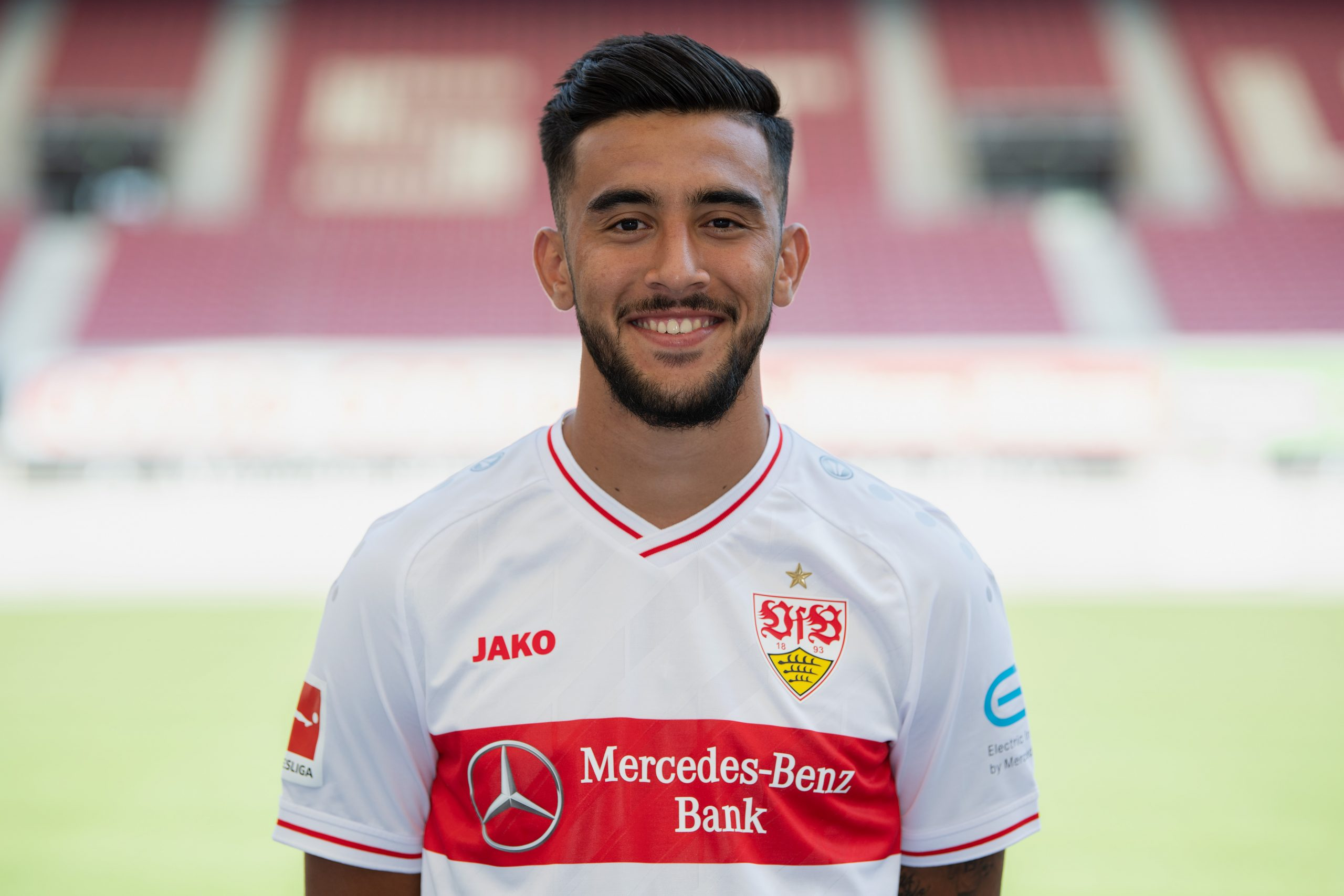 Nicolas Gonzalez has been with Stuttgart since 2018