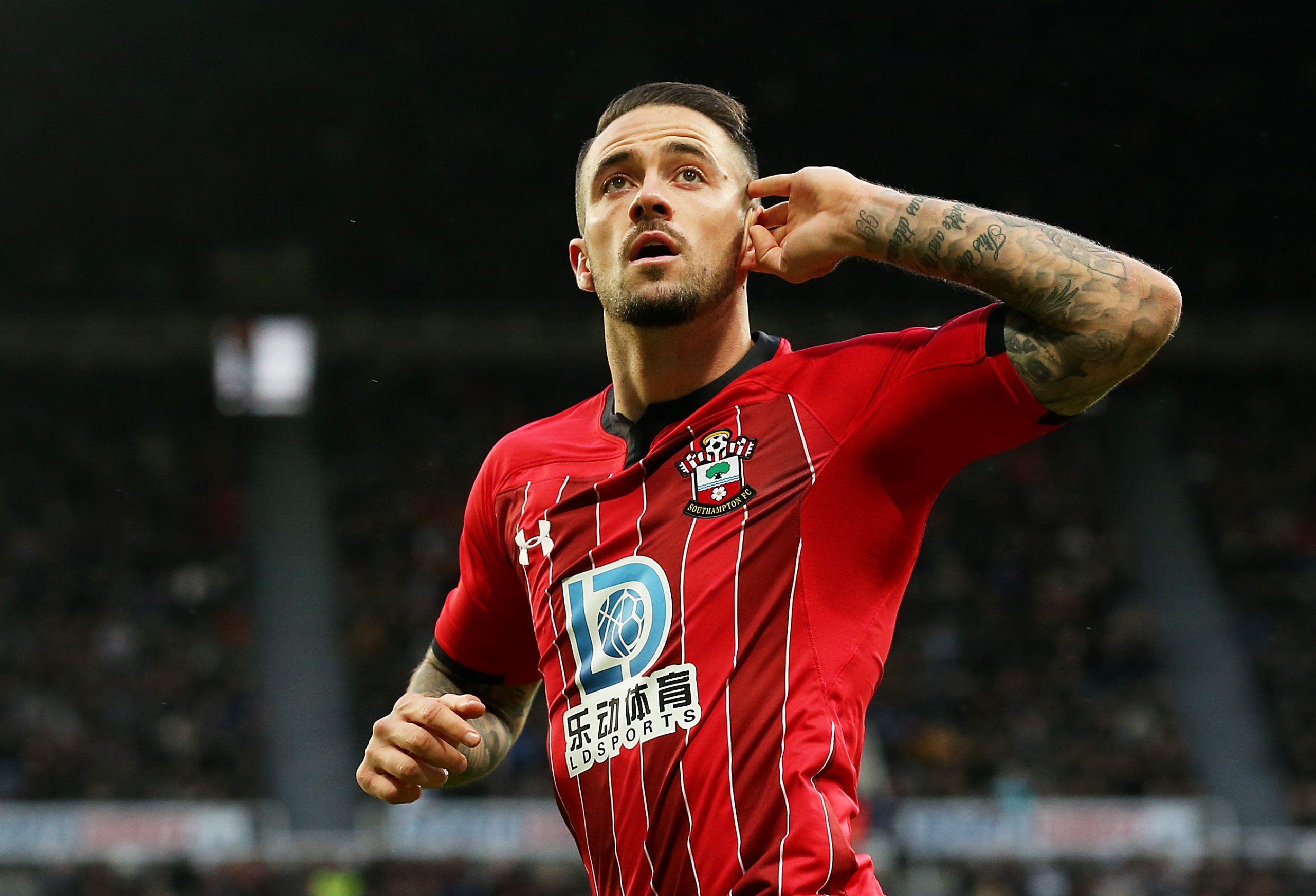 Southampton striker Danny Ings is linked with a transfer move to Tottenham Hotspur in the summer.