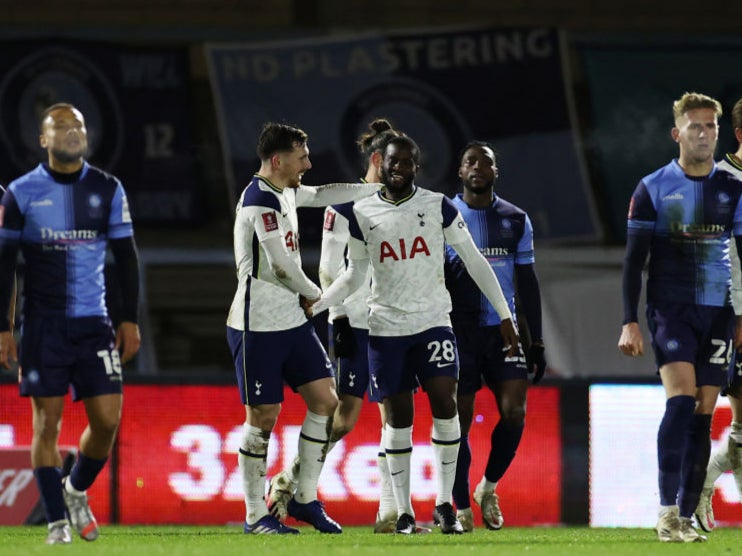 Ndombele has become a vital player under Jose this season