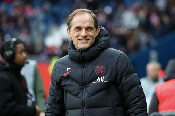 Tuchel was sacked by PSG last month (GETTY Images)