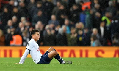Dele Alli has become a peripheral figure at Tottenham
