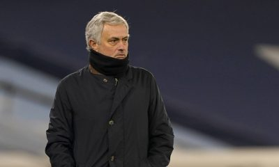 Mourinho facing the sack?