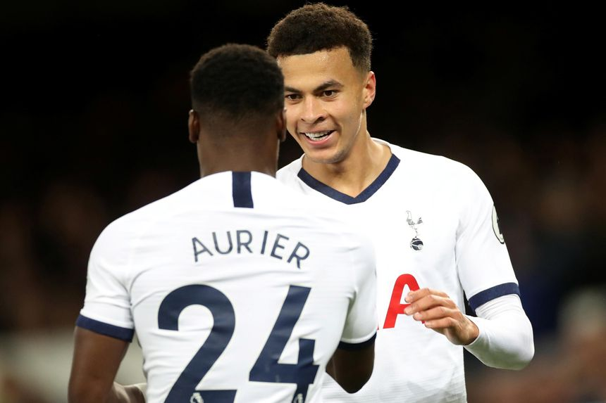 Tottenham Hotspur duo Serge Aurier and Dele Alli unlikely to feature against Everton