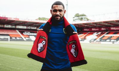 Cameron Carter-Vickers joined Bournemouth last summer on loan