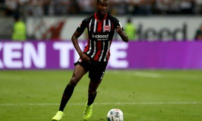 Arsenal and Tottenham interested in N'Dicka