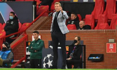 Julian Nagelsmann is seen as a candidate to replace Mourinho at Tottenham