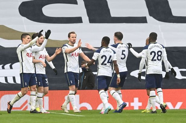 Kane scored as Tottenham beat West Brom (GETTY Images)