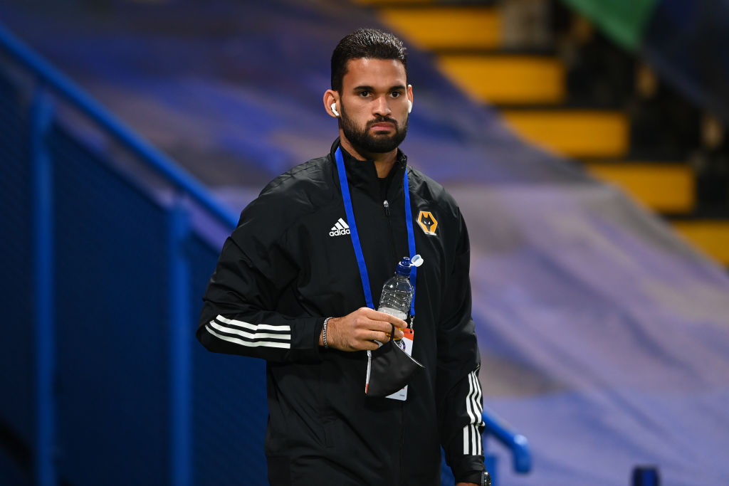 Willian Jose joined Wolves last month (Getty Images)