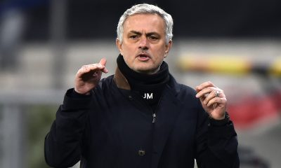 Jose Mourinho plays down Arsenal threat ahead of derby