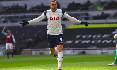 Gareth Bale scored for Tottenham vs Southampton in the first game post Mourinho era