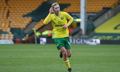 Todd Cantwell is vital for Norwich City in their Premier League charge. (imago Images)
