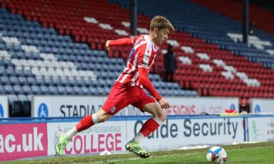 Jack Clarke joined Stoke City on loan in January