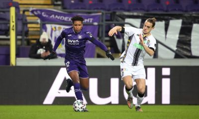 Mukairu has had a solid season with Anderlecht