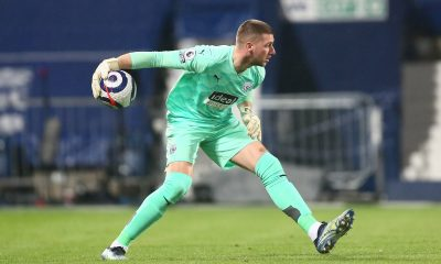Sam Johnstone will be out of contract next year