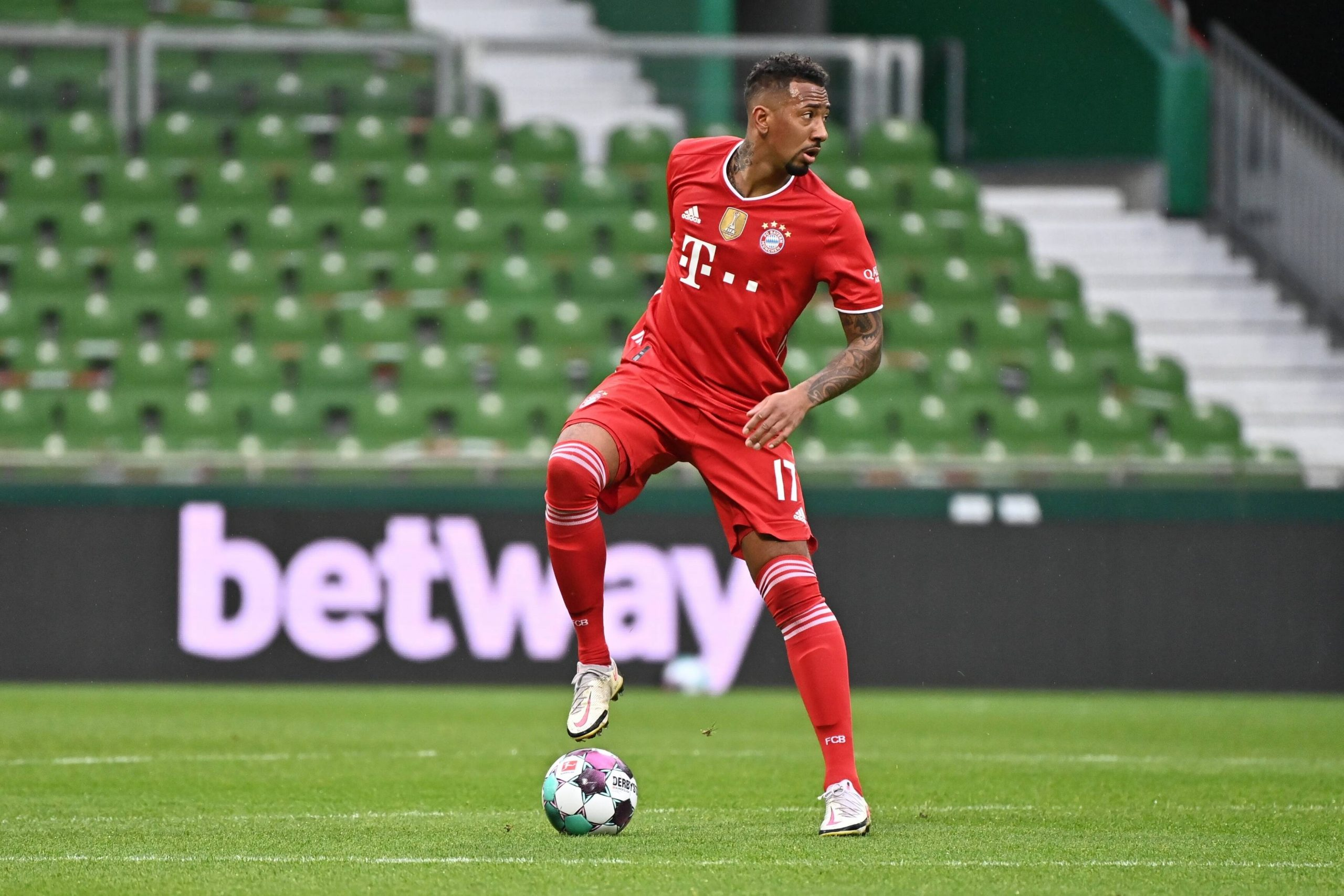 Tottenham Hotspur want to sign Jerome Boateng from Bayern Munich in the summer transfer window. (imago Images)