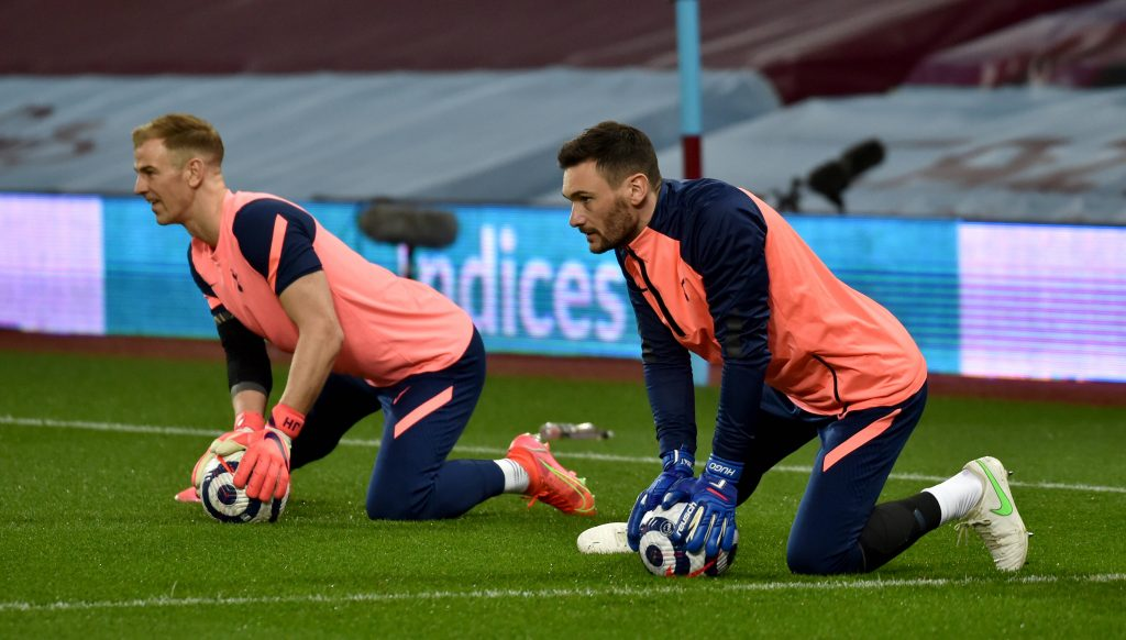 Hugo Lloris has urged his side to continue working harder.