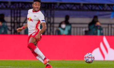 Nkunku has been impressive at RB Leipzig