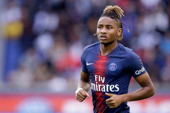 Christopher Nkunku came through the youth ranks at PSG (GETTY Images)