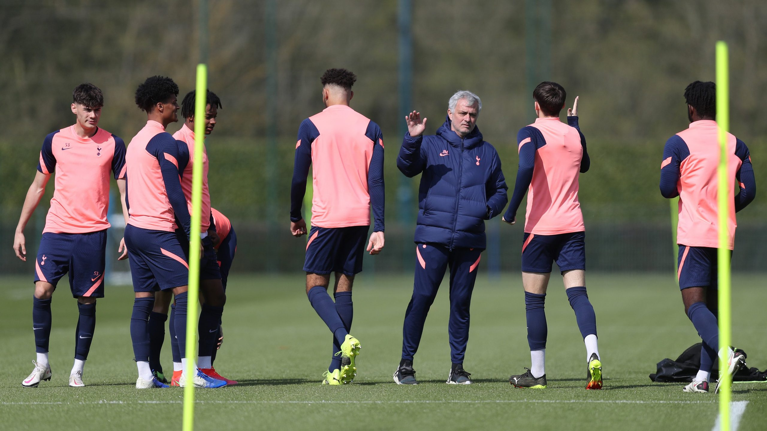Jose Mourinho has given youth a chance at Spurs