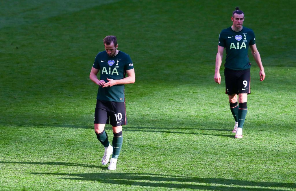 Manchester City beat Tottenham Hotspur in the Carabao Cup final courtesy of an Aymeric Laporte goal.