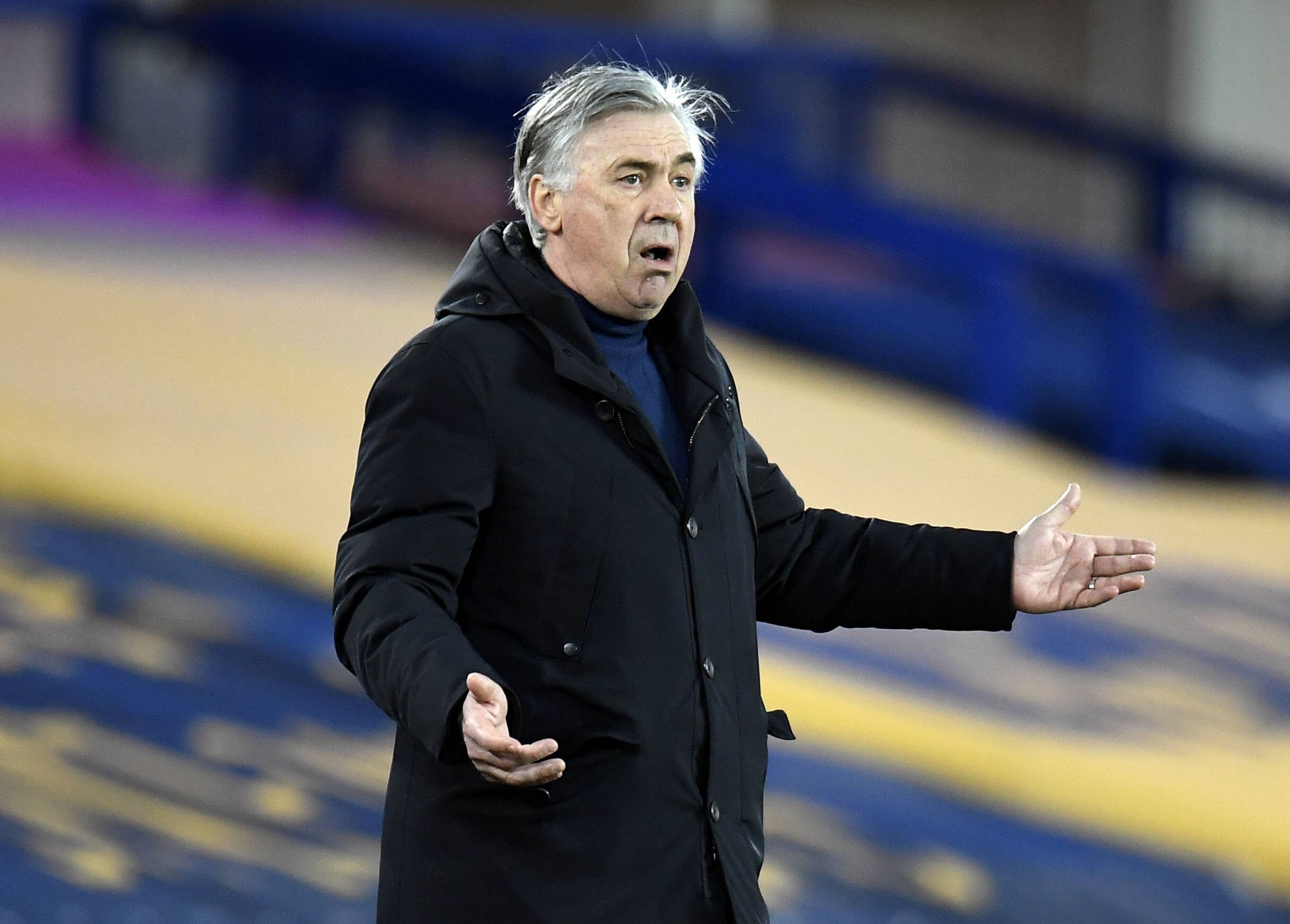 Carlo Ancelotti is back at Real Madrid