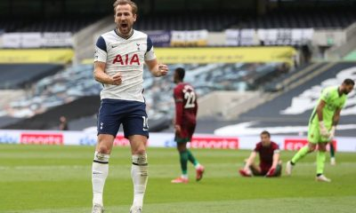 Spurs beat Wolverhampton Wanders 2-0 on Sunday courtesy of goals from Harry Kane and Pierre-Emile Hojbjerg.