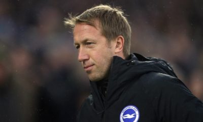 Graham Potter a candidate for Tottenham job