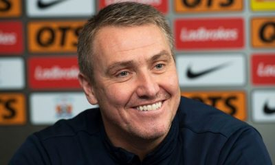 Lee Clark, the father of Newcastle prodigy Bobby Clark