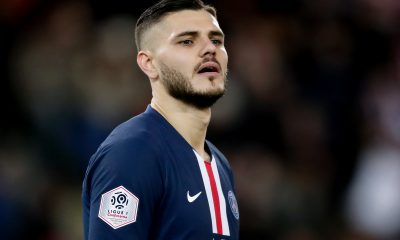 Mauro Icardi wants to leave PSG