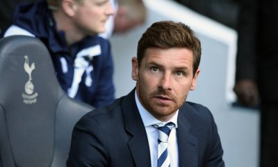 Andre Villas-Boas during his time as Tottenham Hotspur boss.