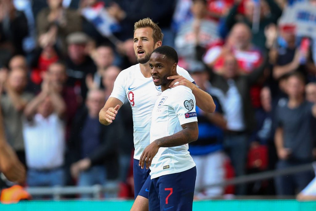 Harry Kane has managed to continue his goal scoring form for England.