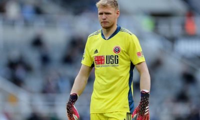 Aaron Ramsdale is a transfer target for Tottenham (GETTY Images)