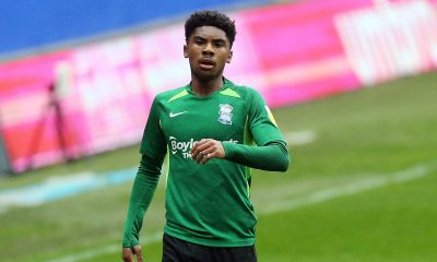 Amari Miller is a product of the Birmingham City academy