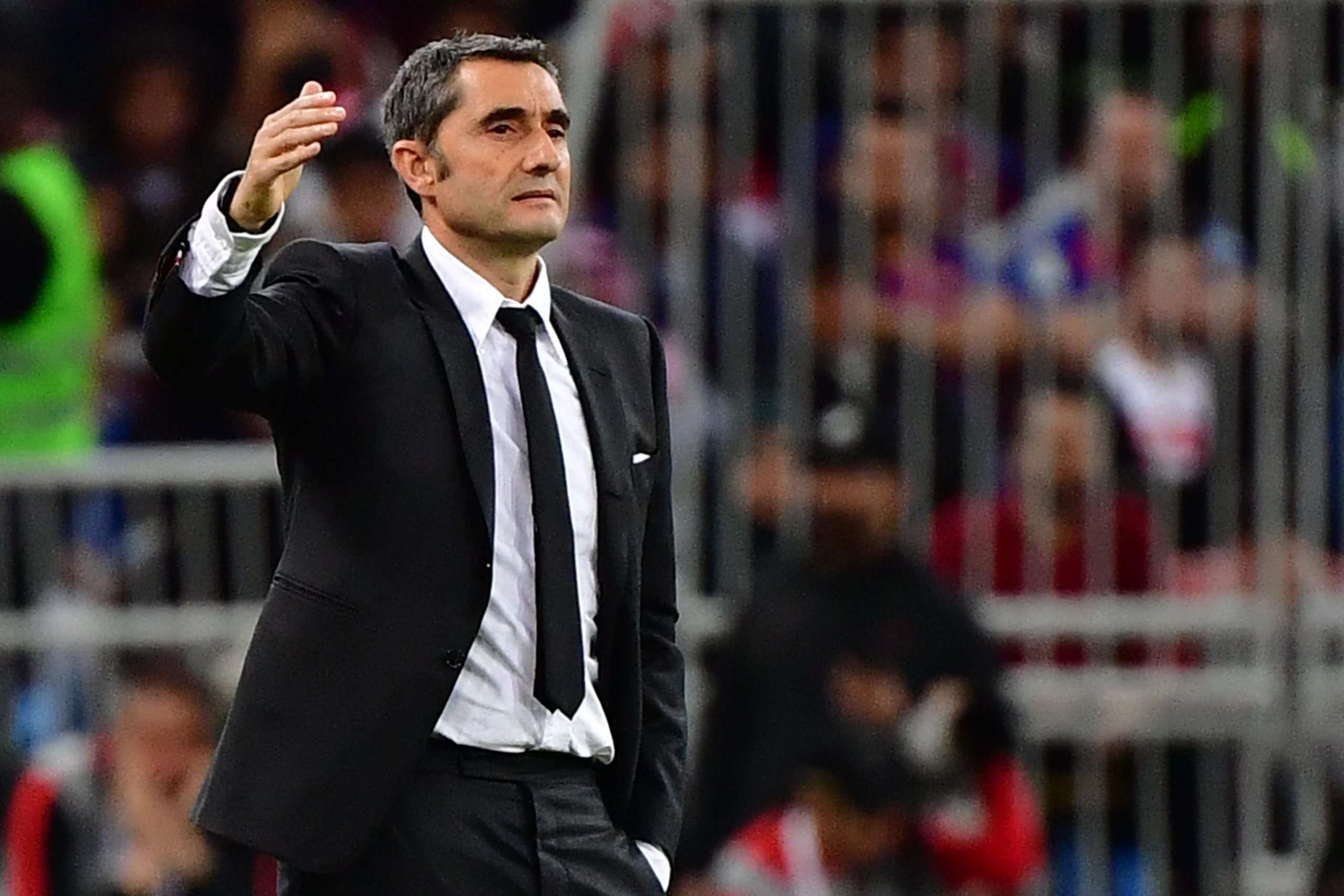 Ernesto Valverde among candidates Tottenham have approached