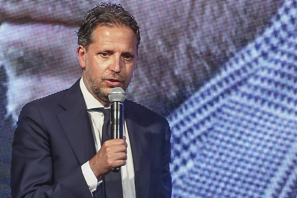 Fabio Paratici will have his say when Tottenham Hotspur appoint new manager.