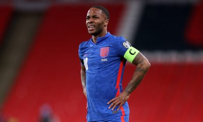 Raheem Sterling is going to UEFA Euros 2020 with Harry Kane in the England team.