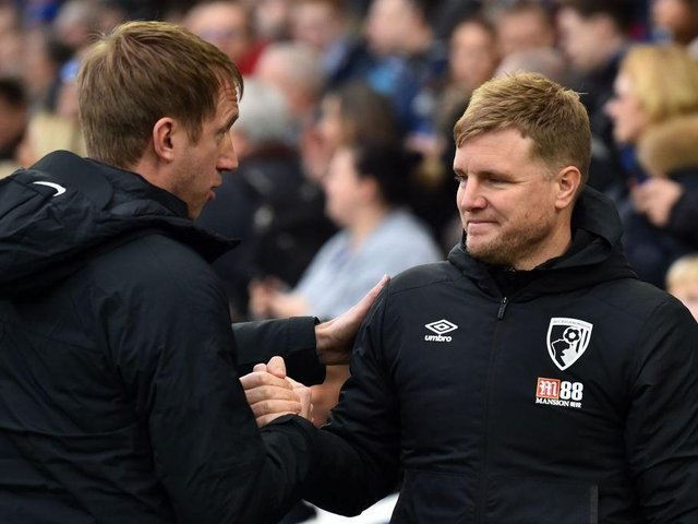 Both Potter and Howe are regarded as the brightest young English managers