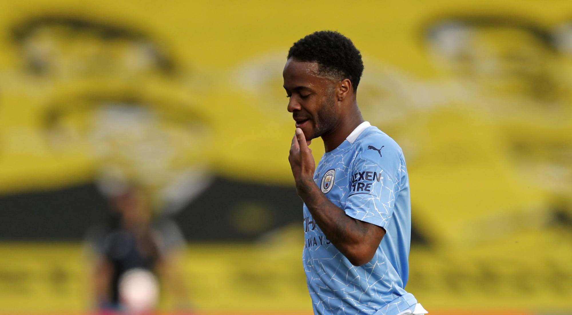 Raheem Sterling to be offered to Tottenham as part of Kane deal