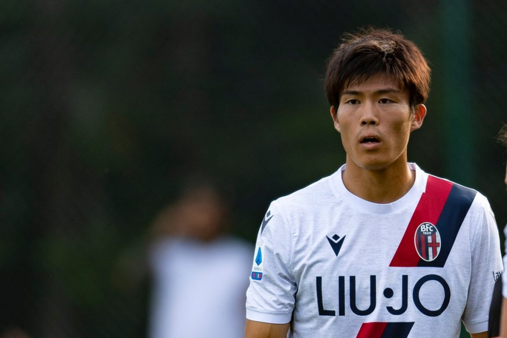 Takehiro Tomiyasu could become a Tottenham Hotspur player this summer.